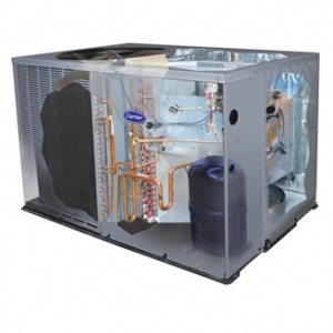 Comfort 14 Packaged Heat Pump Systems 50zhc Virginia Dc Md