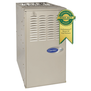 Carrier Performance Boost 80 Gas Furnaces 58pha Virginia