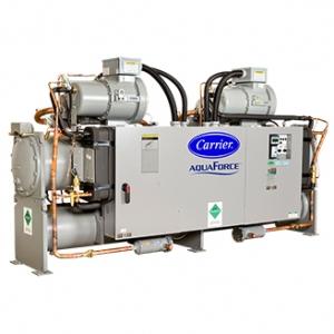 Carrier Aquaforce 174 30hx High Efficiency Indoor Liquid